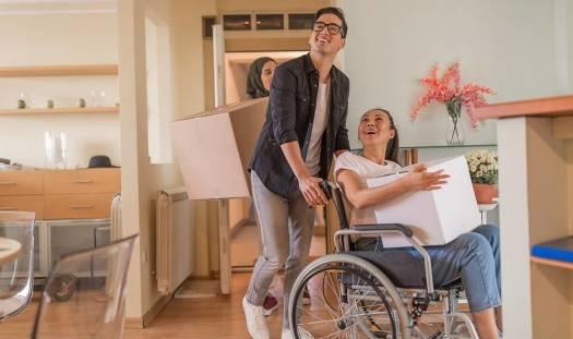 Dofinansowanie na przystosowanie mieszkania dla osoby z niepełnosprawnością