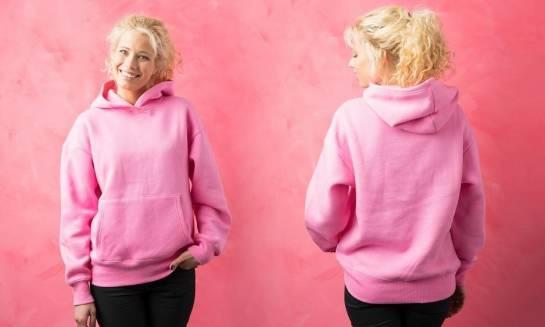 Bluzy oversize jako ciekawa propozycja nie tylko dla puszystych