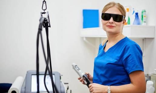 Jaki laser będzie najlepszy do usuwania blizn?