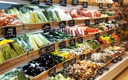 Ekologiczne i oszczędne oświetlenie do sklepów ze zdrową żywnością