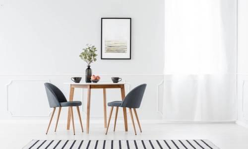 Rodzaje tapicerek na krzesła