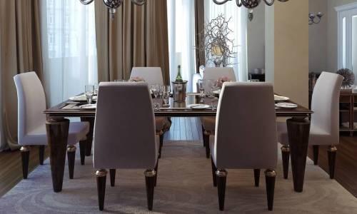 Dlaczego krzesła tapicerowane w jadalni to dobry pomysł?