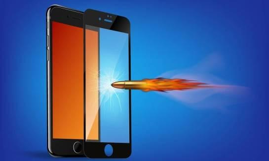 Szkło hartowane jako ochrona smartfona