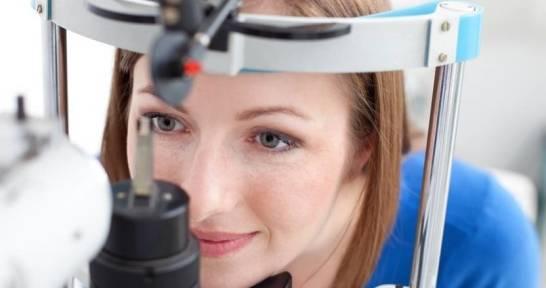 Jak przebiega badanie wzroku?