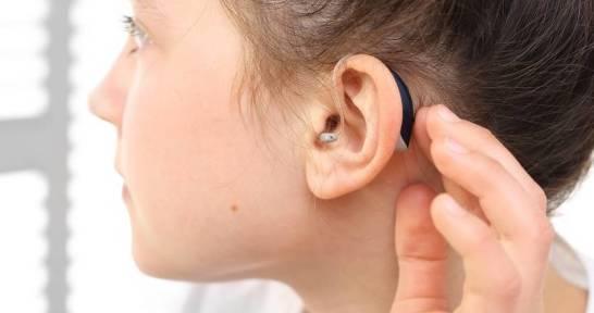 Słuch to jeden ze zmysłów człowieka