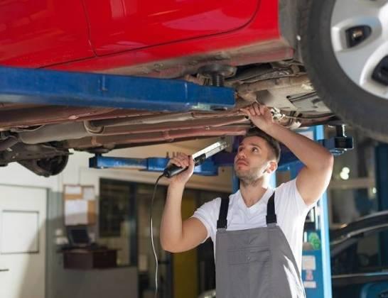 Zabezpieczenia antykorozyjne samochodów