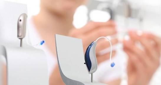 Wewnątrzuszne aparaty słuchowe. Charakterystyka
