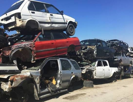Złomowanie auta. Kwestie formalne