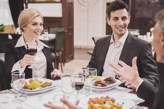 Restauracja jako miejsce organizacji spotkania biznesowego