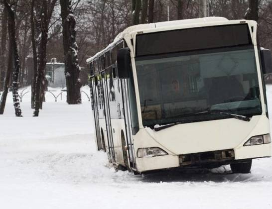 Kiedy autobus uległ wypadkowi - co i gdzie można naprawić?