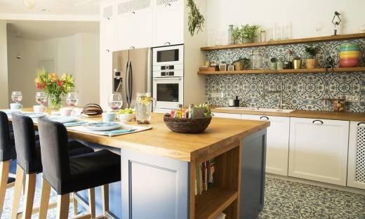 Fototapeta w kuchni. Najciekawsze pomysły