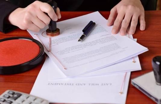 Podstawowe czynności notarialne