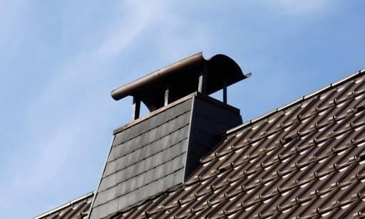 Ochrona przeciwdeszczowa komina