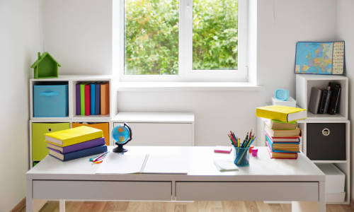 Jak urządzić pokój dziecięcy do nauki?
