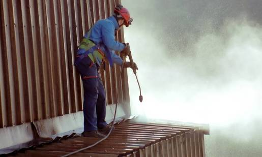 Metody czyszczenia konstrukcji stalowych