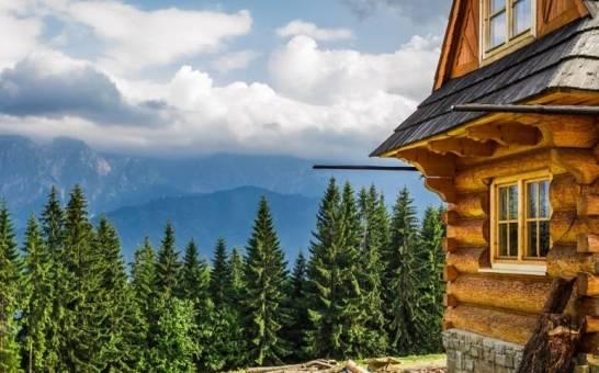 Domek w górach jako alternatywa dla hotelu