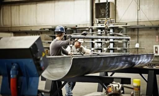 Konstrukcje stalowe jako elementy instalacji technologicznych
