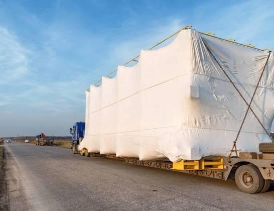 Zasady transportu ładunków ponadgabarytowych