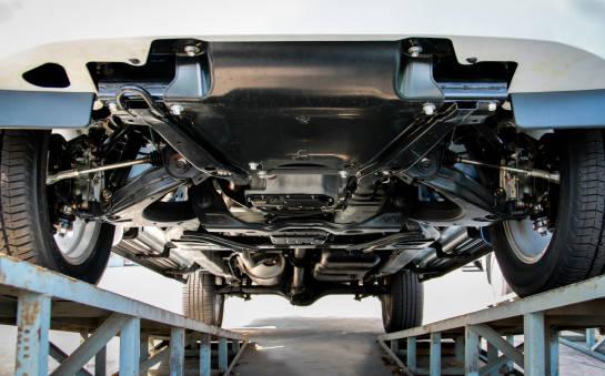 Zabezpieczenie antykorozyjne podwozia, czyli jak ochronić auto przed rdzą