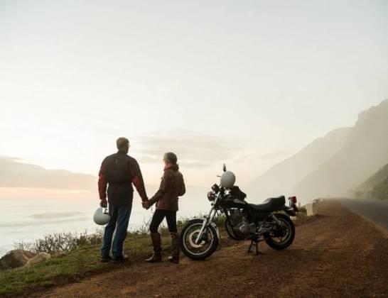 Najlepszy czas na podróż motocyklową po Polsce