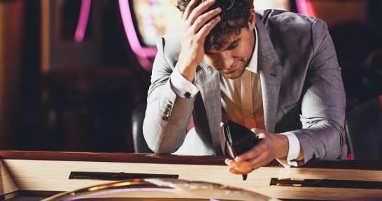 Fazy uzależnienia od hazardu