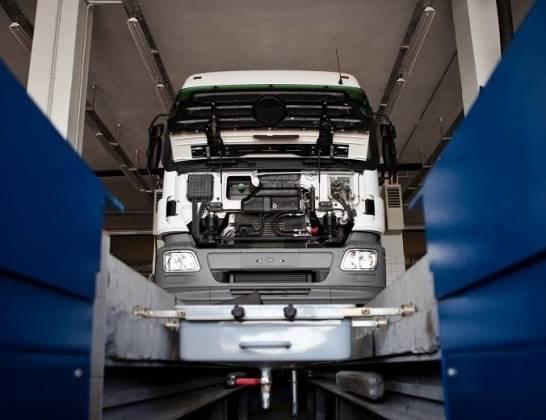 Najczęstsze awarie samochodów ciężarowych