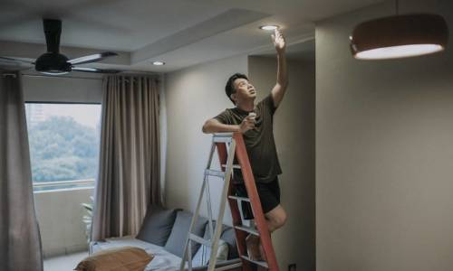 Oprawy LED na suficie. Czy to dobry pomysł?