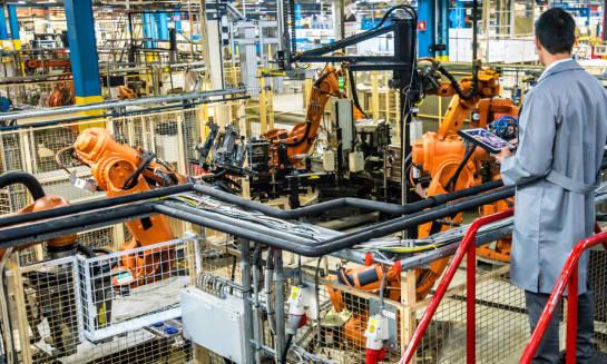 Koncepcja Przemysłu 4.0 od podstaw