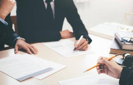 Usługi kancelarii radców prawnych dotyczące RODO