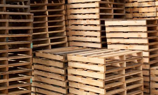 Rodzaje palet drewnianych