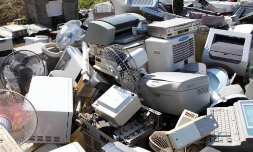 Możliwości recyklingu sprzętu elektronicznego