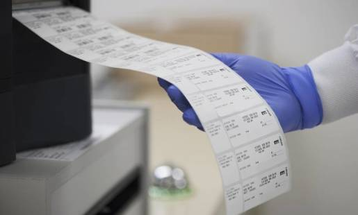 W jaki sposób drukuje się etykiety?