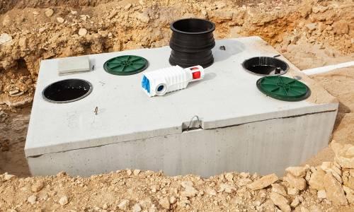 Zastosowanie wielokomorowych szamb betonowych