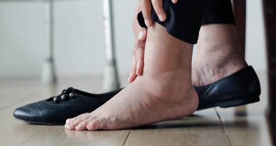 Co to jest stopa cukrzycowa i jak wkładki do butów mogą pomóc?