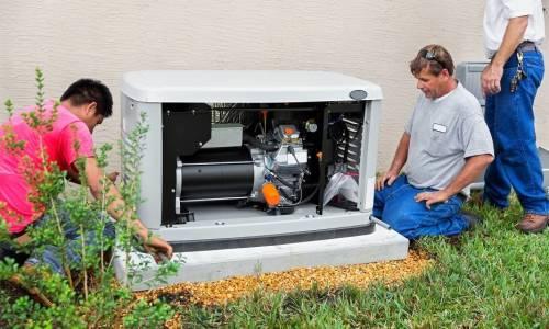 Przepisy dotyczące korzystania z agregatów prądotwórczych