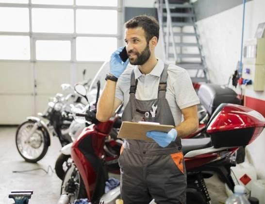 Na czym polega badanie techniczne motocykla?