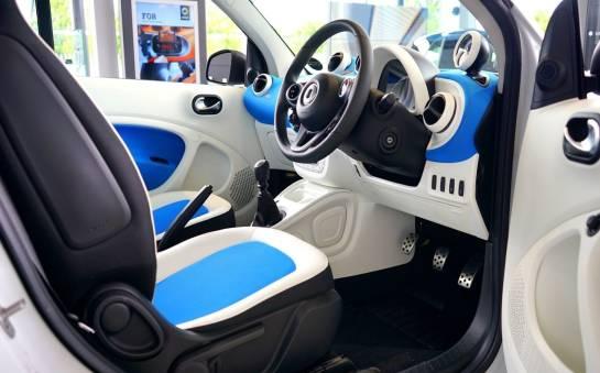Samochód szyty na miarę, czyli program smart BRABUS tailor made