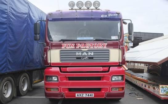 Rama dachowa - podstawa tuningu samochodu ciężarowego