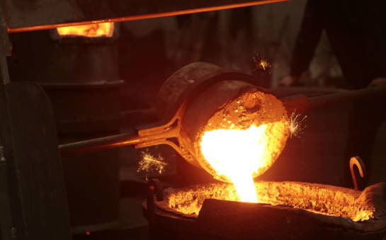 Proces odlewania żeliwa