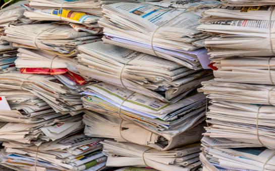 Makulatura - zalety płynące z recyklingu papieru