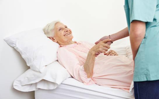 Rodzaje opieki paliatywnej