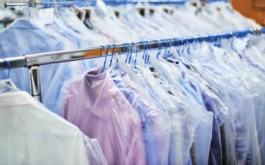 Pranie skórzanych ubrań tylko w pralni!