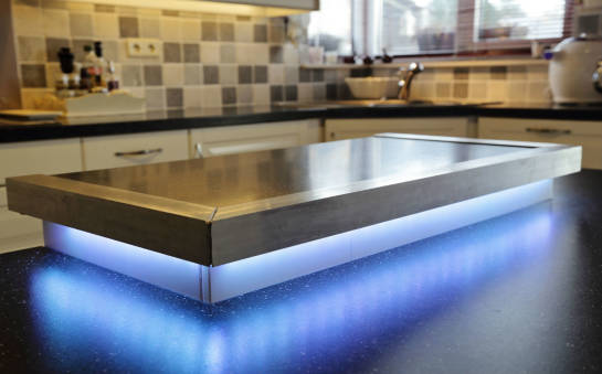 Oświetlenie LED do mebli