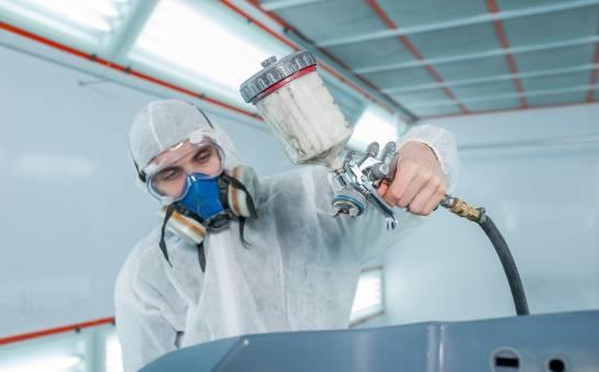 Przygotowanie chemiczne przed lakierowaniem