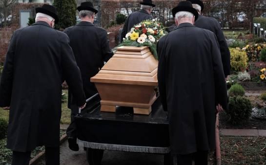 Przebieg katolickiej uroczystości pogrzebowej