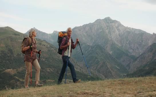 Senior w górach, czyli życie zaczyna się po pięćdziesiątce