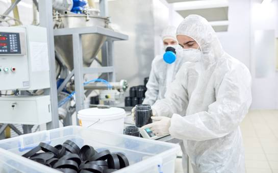 Wykorzystanie tworzyw sztucznych w branży przemysłowej