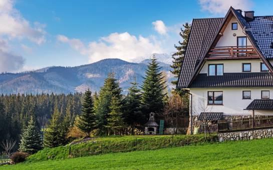 Hotel w górach. Kryteria wyboru