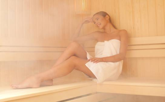 Sauna jako element odnowy biologicznej