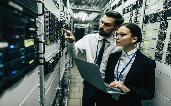 Utrzymanie serwerowni. Najważniejsze obowiązki